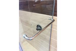 Стъклени душ кабини